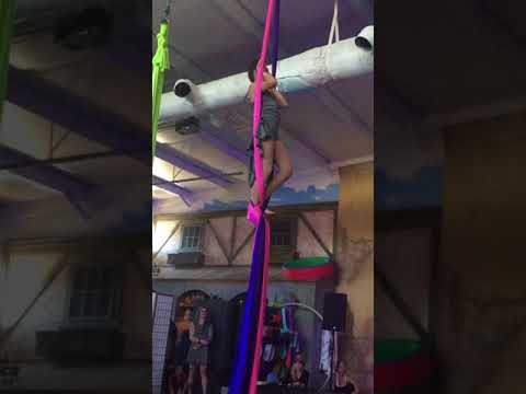 Never Enough Silks Performance