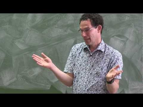 Prof Neil Turok on the development of AIMS
