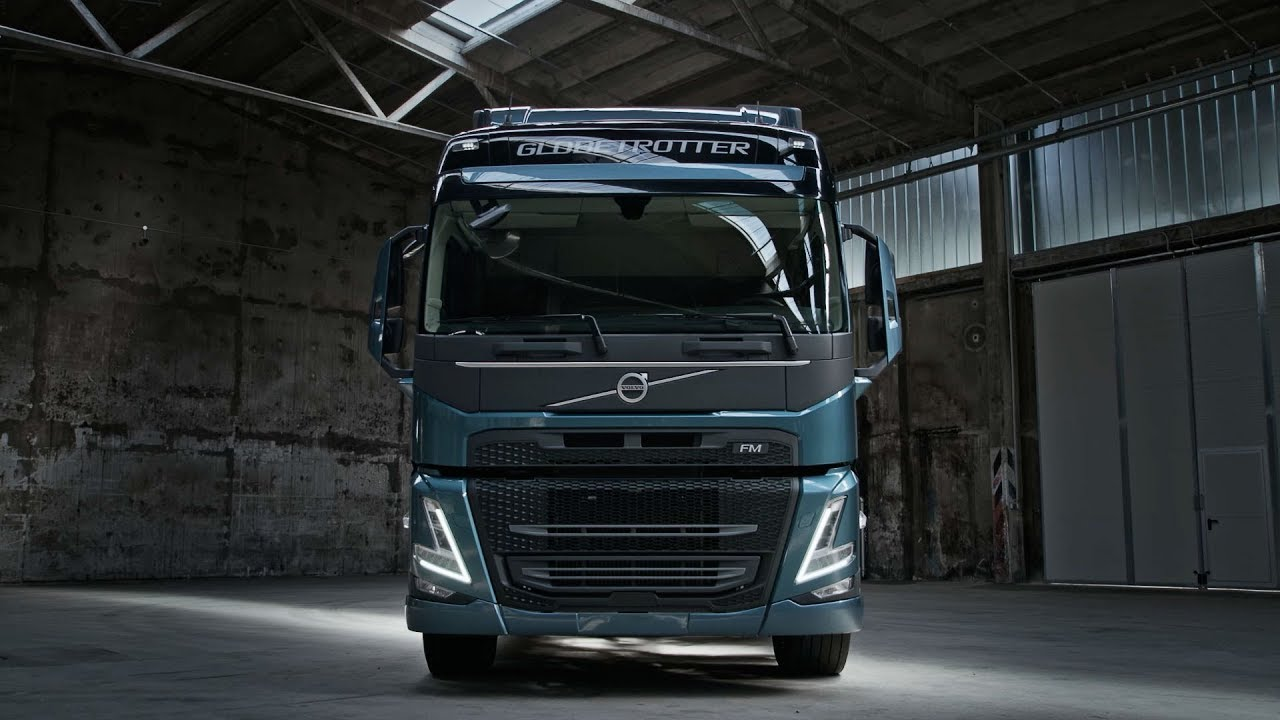 Volvo Trucks The New Volvo Fm Welcome To A More Versatile World Youtube