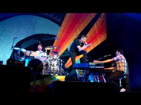 Keane - Crystal Ball - Live in Oakland