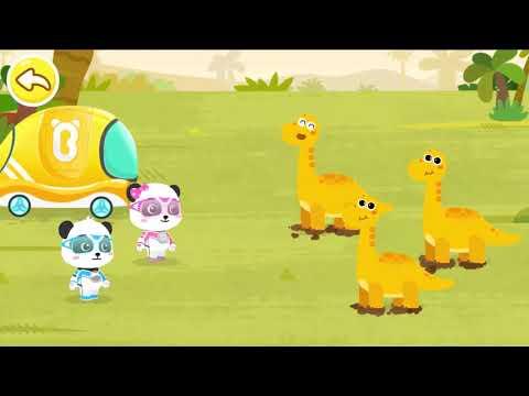 Little Panda: Dinosaur Care   BabyBus Games