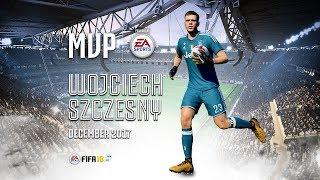 Wojciech Szczęsny wins December MVP powered by EA Sports