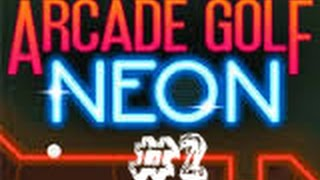 ⚾ Que Bueno Que Soy En El Golf ⚾ | Arcade Golf Neon | Nivel 22 A 25 Y Nivel 1 A 19
