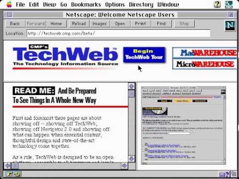 Netscape 2.0