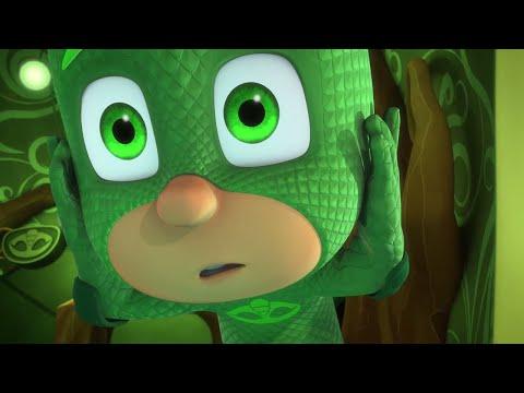 PJ Masks Episodes - Gekko Loses his Voice! - 1 Hour Compilation NEW 2017