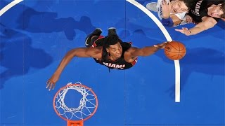 Block of the year - hassan whiteside
