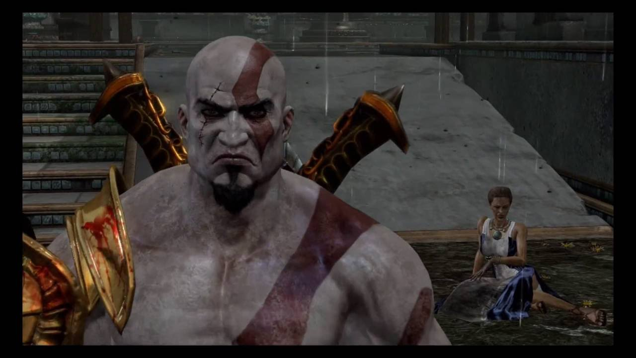 Jardins De L Olympe God Of War Remastered Youtube