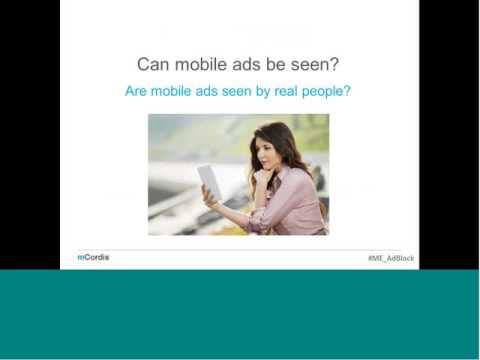 Making Mobile Marketing Budgets Count in Age of Ad Blocking