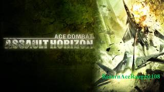 """Rebirth"" 1/35 - Ace Combat Assault Horizon Soundtrack OST"