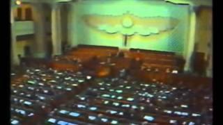 Выступления Иса Кодзоева Bпарлaменте Грузии 9 Aprill 1991