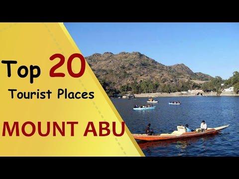 """MOUNT ABU"" Top 20 Tourist Places | Mount Abu Tourism"