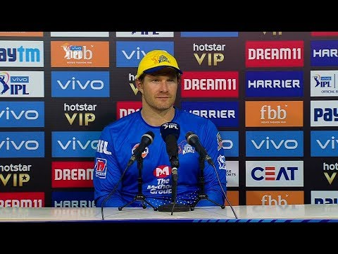 Glad to repay the faith shown by Dhoni and Fleming - Shane Watson