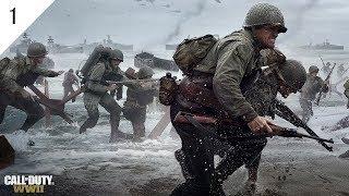 #1【キャンペーン】CoD WW2  D-デイ