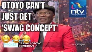 Ushamba ni nini? Captain Otoyo Sibuor defines it best || The Wicked Edition