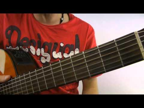 Spiel mal was - Andalusische Kadenz - spanische Gitarre