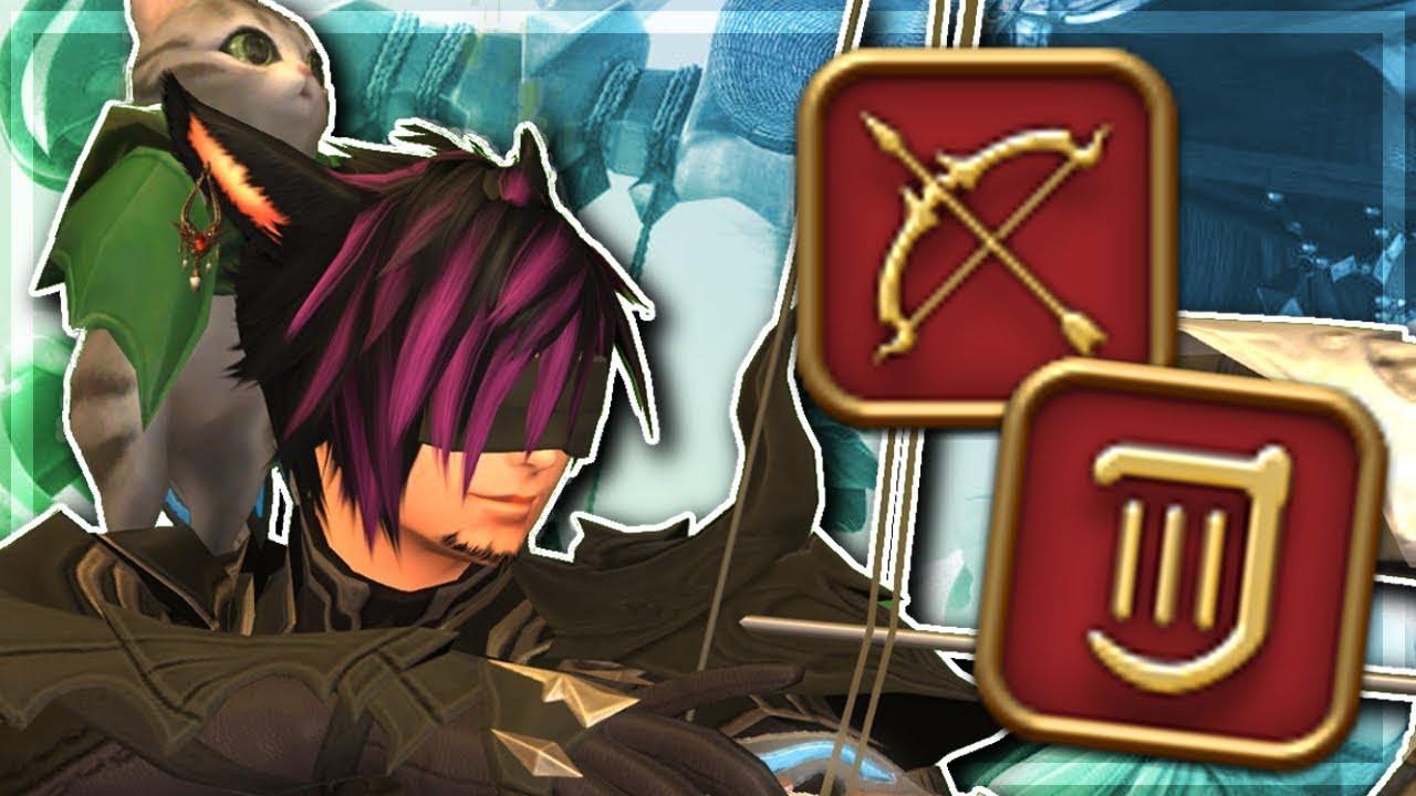 FFXIV: Archer/Bard Beginner Guide Patch 4 15 (Final Fantasy XIV | PC)