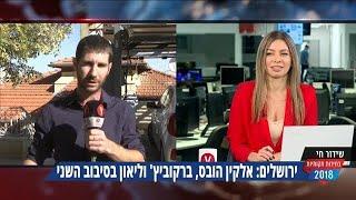 הפתעה בירושלים: ברקוביץ וליאון עלו לסיבוב השני. זאב אלקין הובס