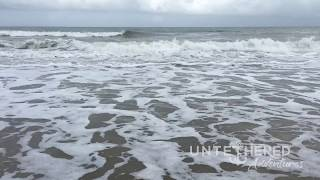 Soothing Sounds of the Beach Waves