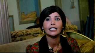 كلمة الفنانة ريما الفضالة مسلسل ( الليوان ) لـ مجلة صور الكويت