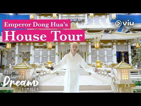 【BTS】Inside Dong Hua 东华帝君's Home   Eternal Love of Dream 三生三世枕上书 [ENG SUBS]