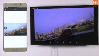 Kết nối điện thoại với Android Box TV