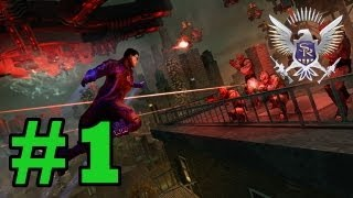 Saints Row IV: Free Roam Fun Time (Part 1) - Super Steelport