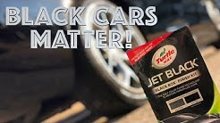 Best Wax for Black Cars?