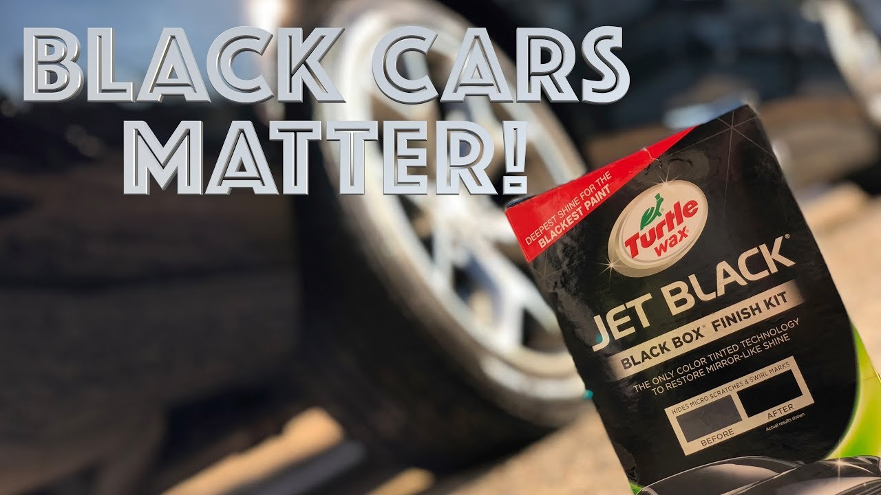 Best Wax For Black Cars Youtube