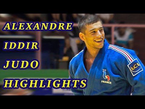 IDDIR Alexandre Judo Highlights 2015 - Iddir Alexandre Judo Faits saillants 2015