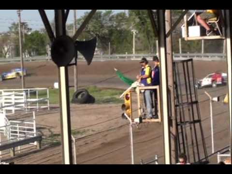 05/23/2010 Phillips County Raceway - 6u Dominic Ursetta