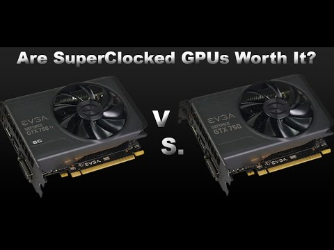Benchmark: Are SuperClocked Video Cards Worth It? | GamersNexus