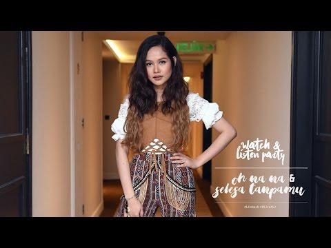 Liyana Jasmay - Oh Na Na (BTS of Watch & Listen Party)