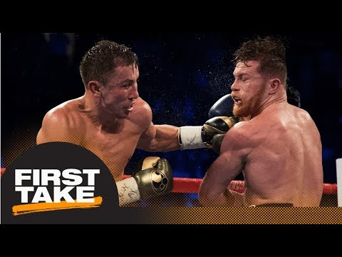 Stephen A. and Max debate potential winner of GGG-Canelo rematch | First Take | ESPN