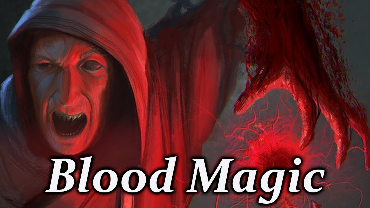 Download Blood Magic/Sorcery - (Exploring Magic Ep.3)