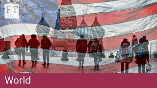 US imposes tough sanctions against Russian businessmen