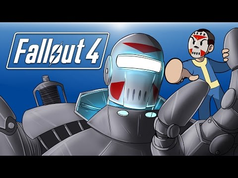 Delirious plays Fallout 4! Ep. 40 (RELEASE LIBERTY PRIME!!!!) Taking down the institute!