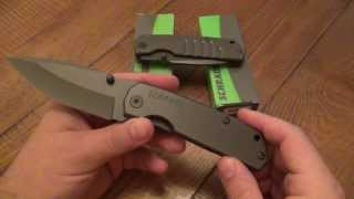 Knife Review  : Schrade Models 303 & 304