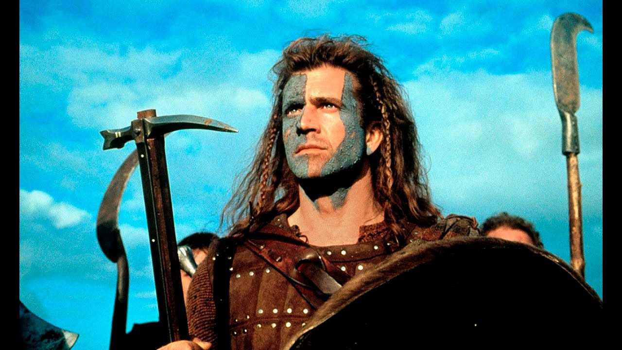 Image result for Braveheart movie