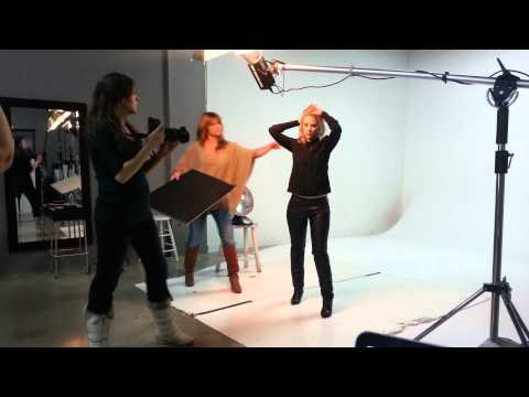 Making Of : Magazine Clin d'Oeil - Février 2013