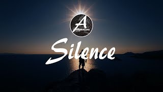 Marshmello - Silence (Lyrics / Lyric Video) ft. Khalid (Illenium Remix)