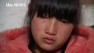 China: Children left behind as economy booms