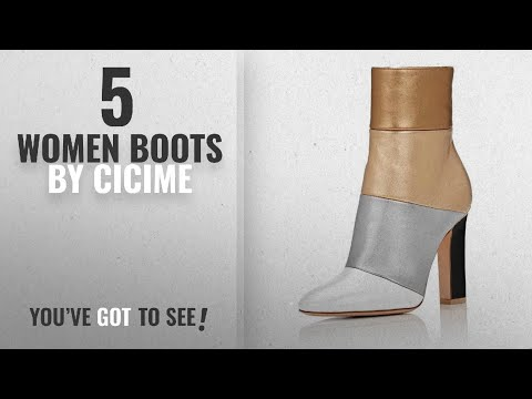 Top 10 Cicime Women Boots [2018]: Cicime Multicolor Heels Womens Shoes Size 7.5 Ankle Boots For