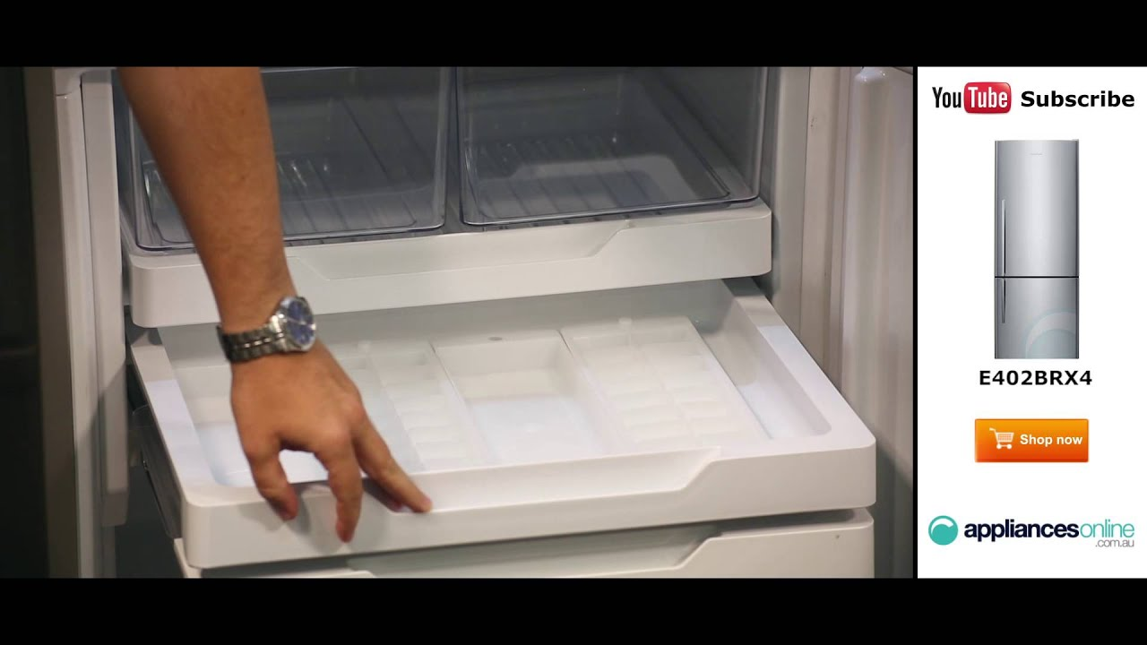 Fisher and paykel french door fridge reviews - 403l Fisher Paykel Fridge E402brx4 Reviewed By Expert Appliances Online