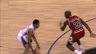 Allen Iverson Shakes Michael Jordan. WOW?!