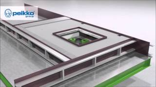 Elematic - Peikko Solutions - Insulated Concrete Walls