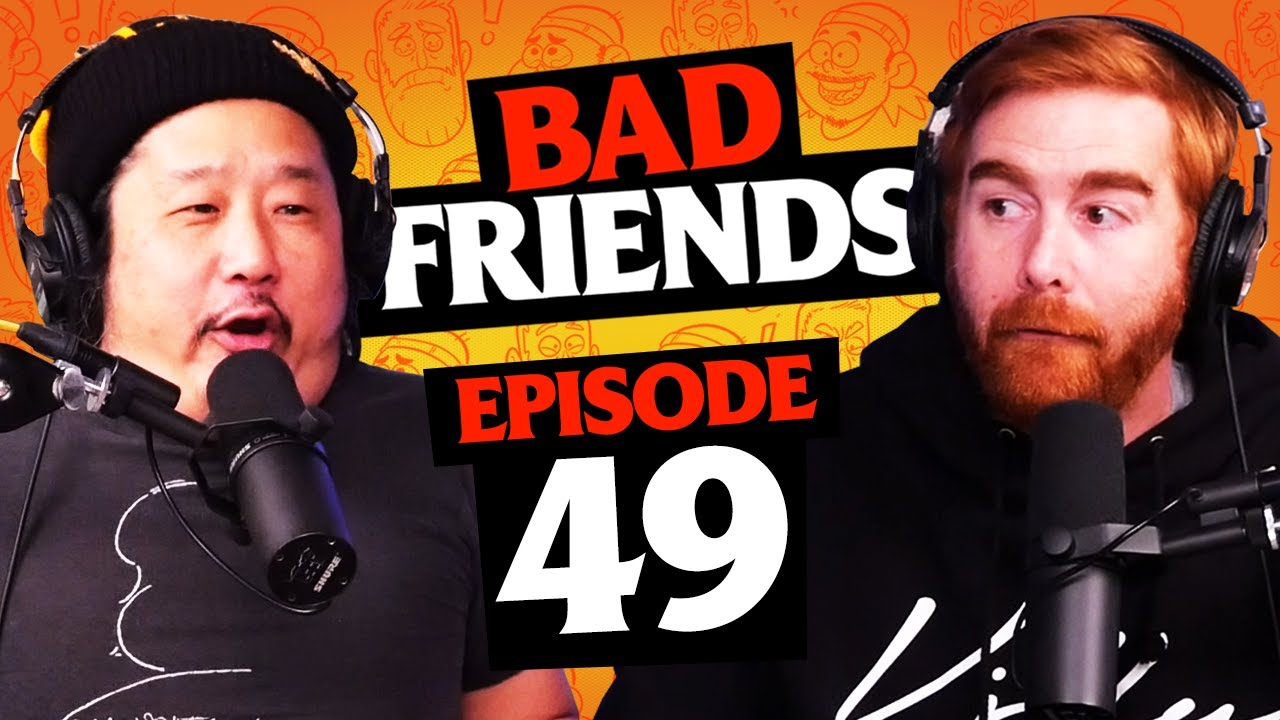 Andrew Has Heat! | Ep 49 | Bad Friends
