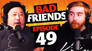 Andrew Has Heat! | Ep 49 | Bad Friends