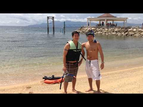 Misibis Bay Resort Marina Snorkeling Cagaray Island Bicol by HourPhilippines.com