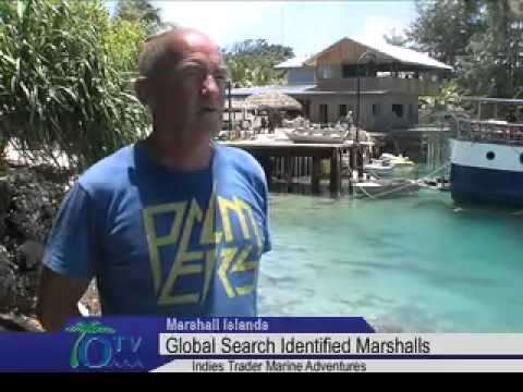OTV NEWS - Surf Tourism RMI Indies Trader Martin Daly.mov