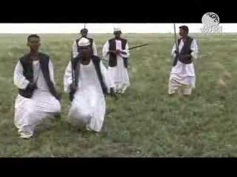 Sudanese Hadandawa Dance - Eastern Sudan